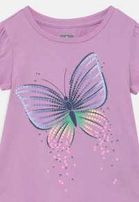 GAP - TODDLER GIRL  - Print T-shirt - purple - 2