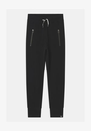 ASHTON - Tracksuit bottoms - black