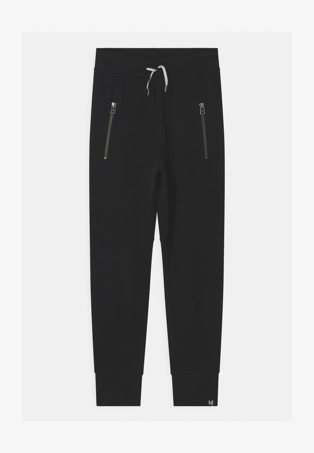 ASHTON - Pantaloni sportivi - black