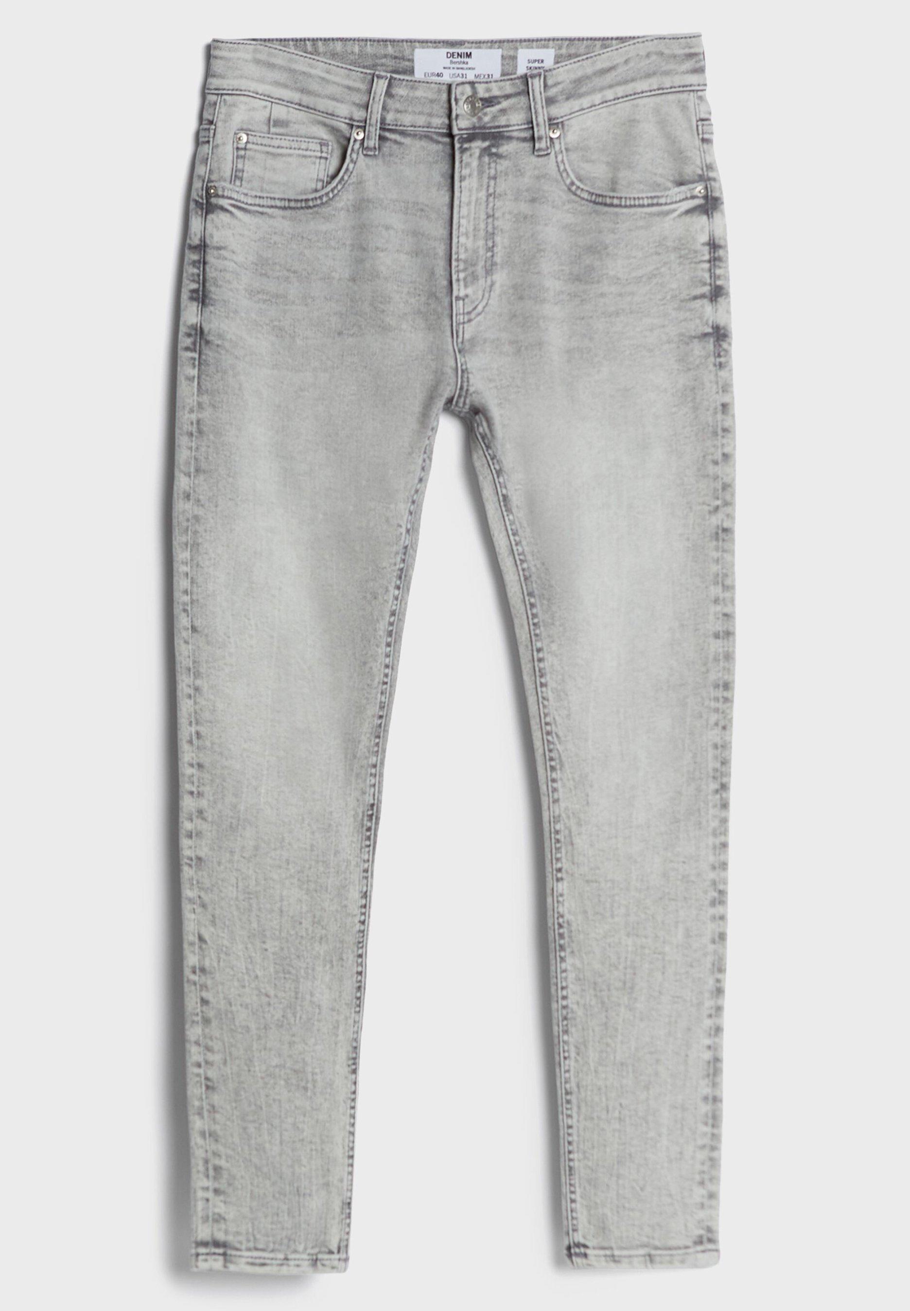 Herren Jeans Skinny Fit