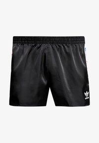 adidas Originals - PRIDE - Shorts - black/white - 4