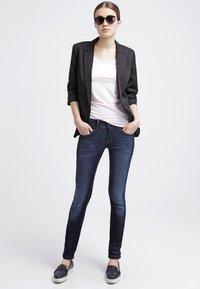 G-Star - LYNN MID SKINNY - Jeans Skinny Fit - blue - 1