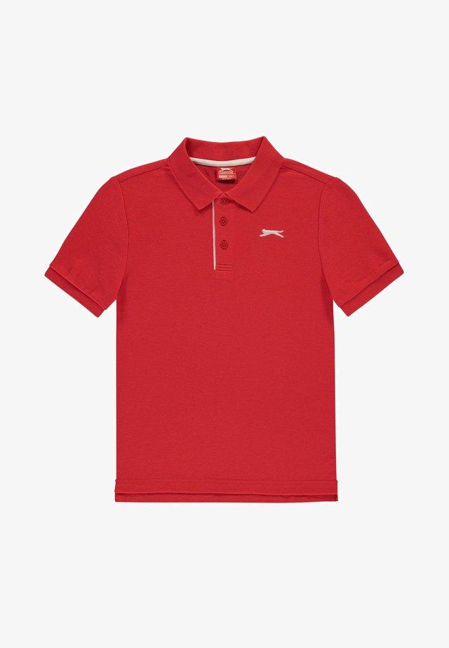 Polo shirt - rot