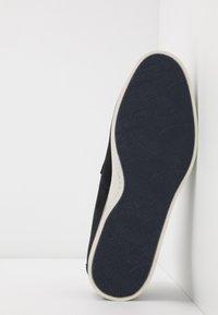 Burton Menswear London - FLETCH LOAFER - Nazouvací boty - navy - 4