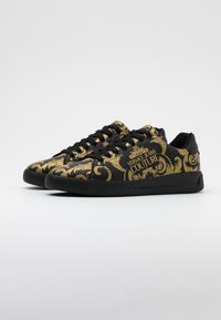 Versace Jeans Couture - Sneakers - black/gold