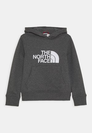 DREW PEAK HOODIE - Kapuzenpullover - medium grey heather