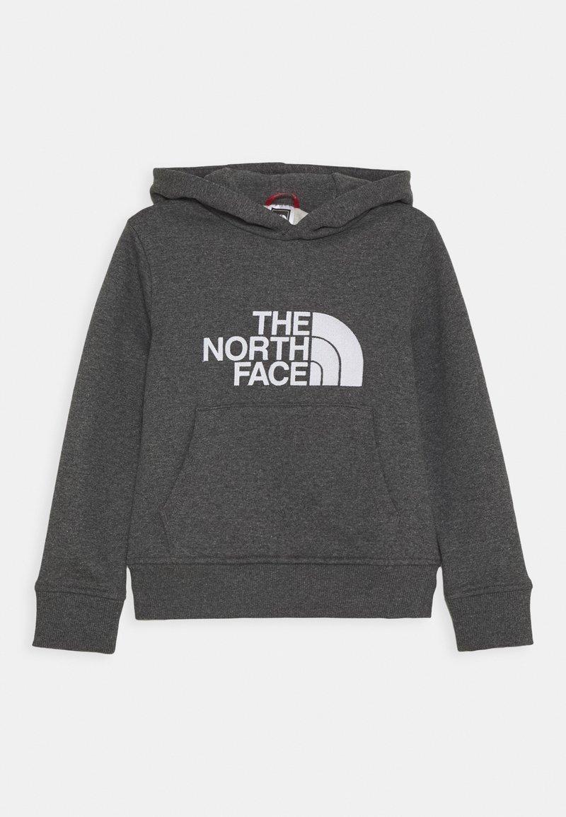 The North Face - DREW PEAK HOODIE UNISEX - Bluza z kapturem - medium grey heather