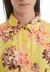 Marc Cain - Button-down blouse - gelb - 1