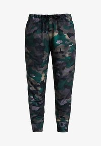 Nike Performance - REBEL ALL IN 7/8 - Tracksuit bottoms - club gold/white - 3
