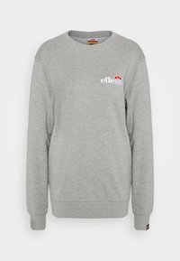 TRIOME - Sweatshirt - grey marl