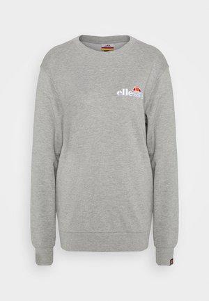 TRIOME - Sweatshirts - grey marl