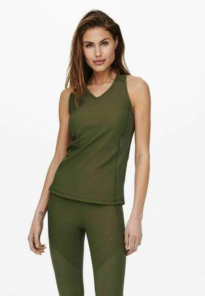 Sportshirt - ivy green
