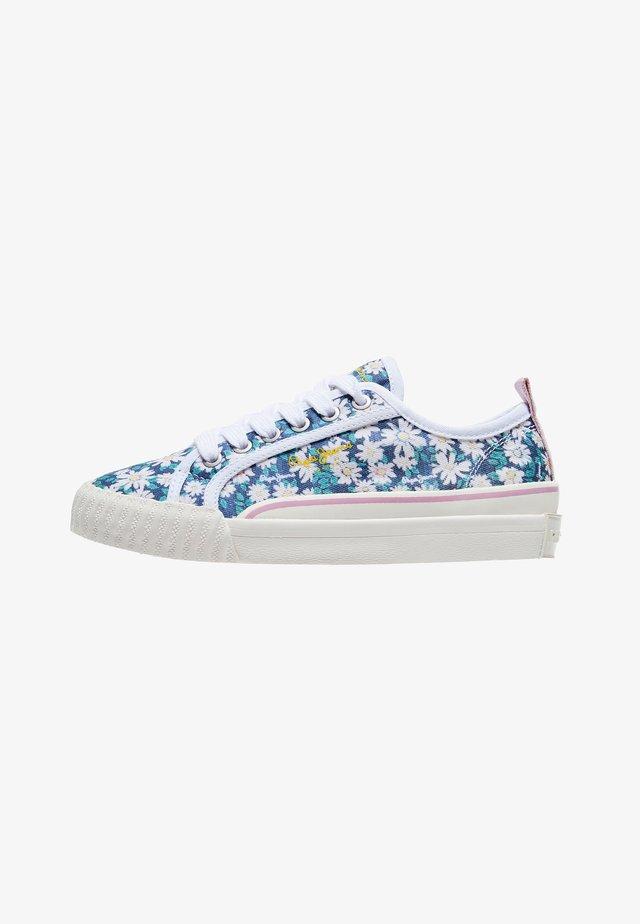 OTTIS FLOWERS - Sneaker low - middle green