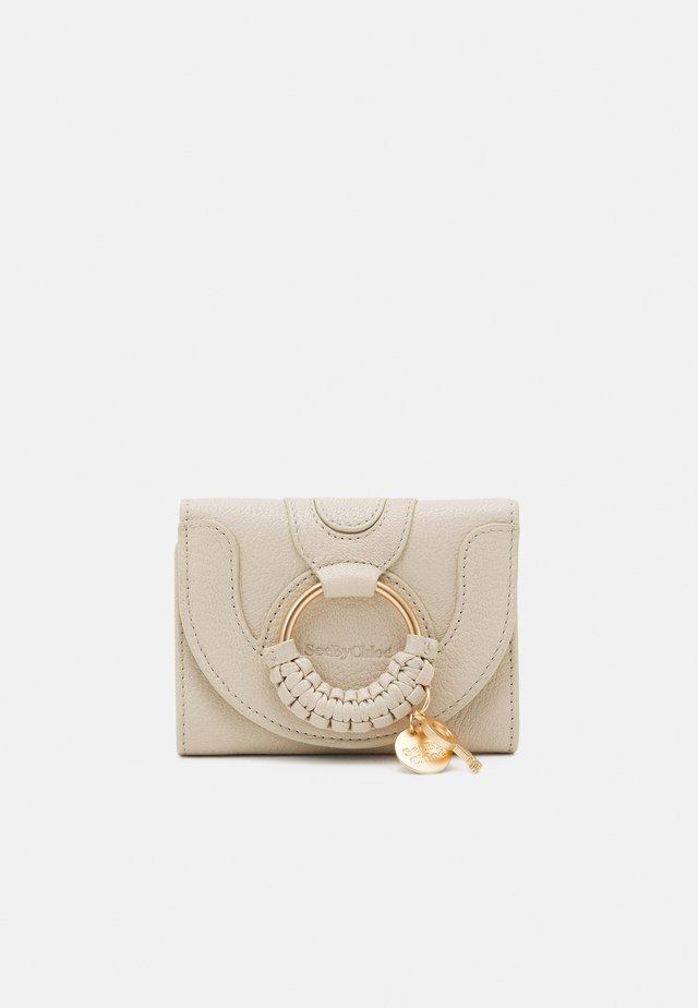 Hana small wallet - Geldbörse - cement beige