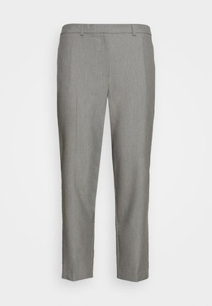 ELASTIC BACK ANKLE GRAZER - Kalhoty - grey