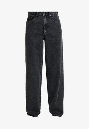 SIENTA - Flared Jeans - vintage black