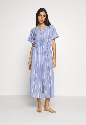 SUM CAFTAN - Beach accessory - blue