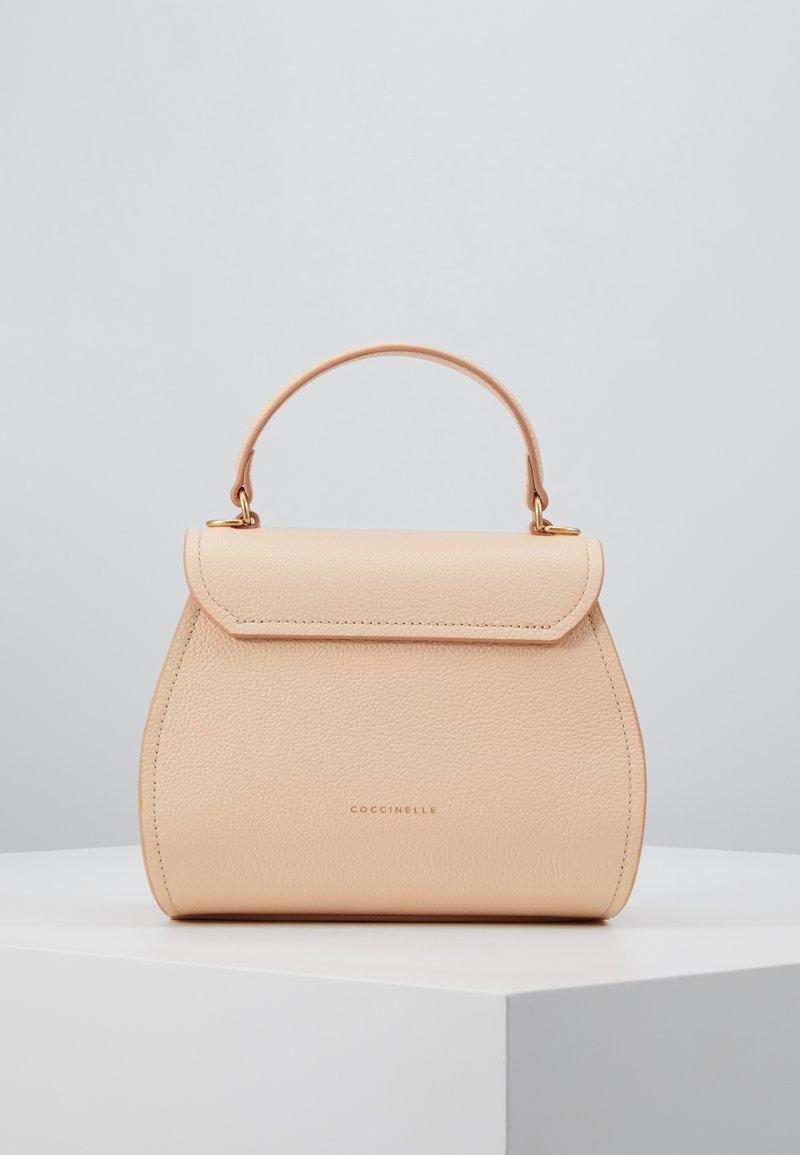 Coccinelle - MARVIN  LADY BAG - Handbag - nude