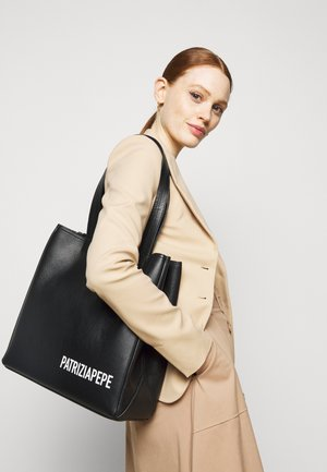 BORSA SET - Tote bag - nero