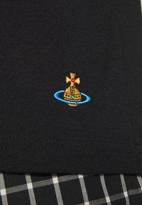 Vivienne Westwood - KID CLASSIC UNISEX - Print T-shirt - black - 8