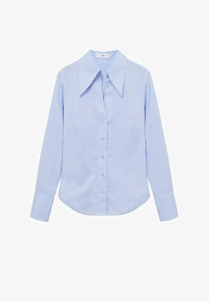 BASIC  - Overhemdblouse - hemelsblauw
