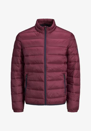 JJEMAGIC PUFFER COLLAR  - Light jacket - port royale