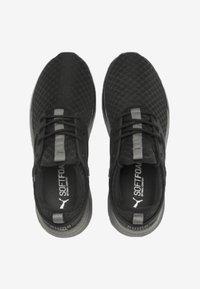 Puma - Trainers -  black/charcoal grey - 2
