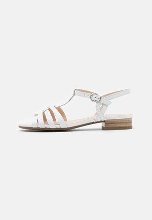 Sandalias - weiß