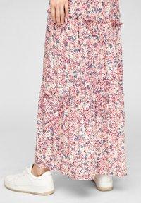 s.Oliver - Maxi dress - light blush - 4