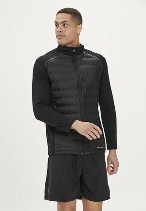 MIDAN M HOT FUSED HYBRID - Winter jacket - black