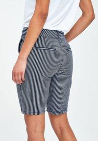 Next - Shorts - dark blue - 1