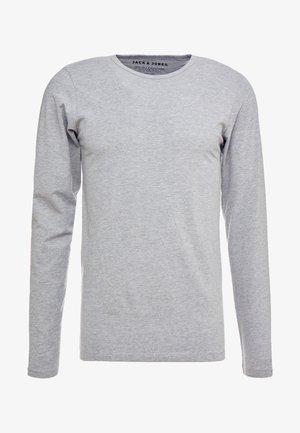 JJBASIC  - T-shirt à manches longues - light grey