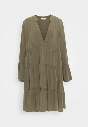 ONLNANCY 3/4 ATHENA DRESS - Korte jurk - kalamata