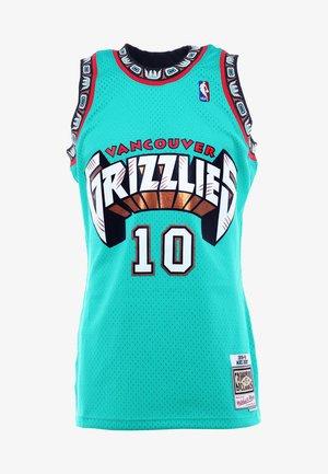 NBA VANCOUVER GRIZZLIES MIKE BIBBY SWINGMAN  - Sports shirt - green