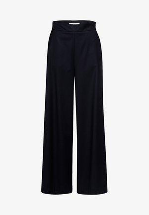 YUKKA - Trousers - navy blue