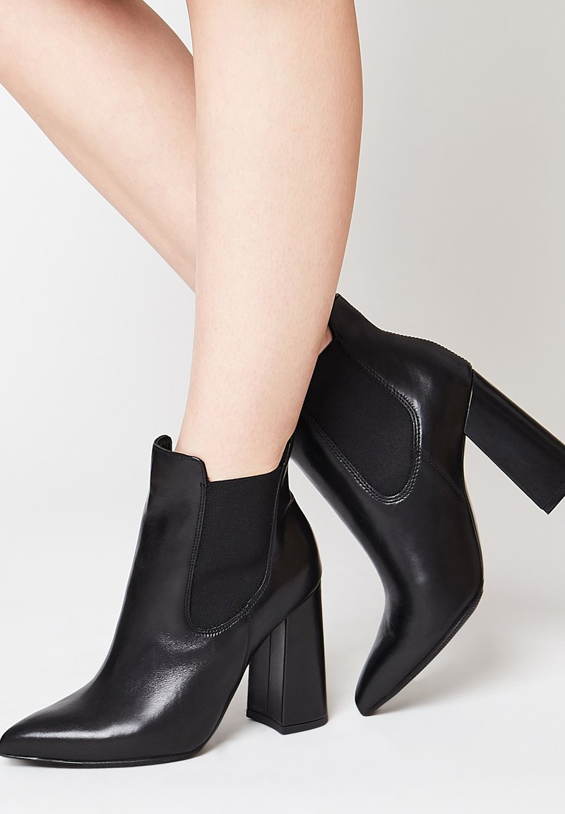 RISA - Classic ankle boots - schwarz