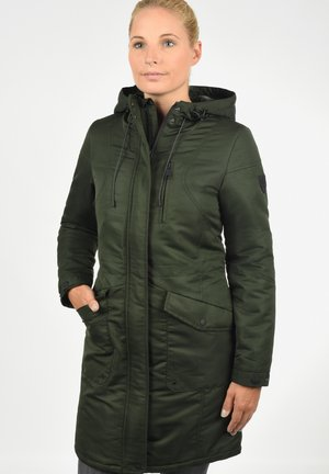MERLE - Winter coat - rosin