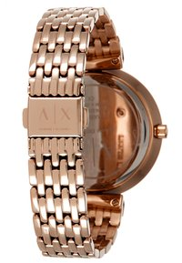 Armani Exchange - Watch - rose gold-coloured - 1