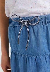WE Fashion - A-lijn rok - light blue - 2