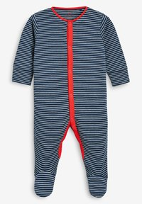 Next - STRIPE AND STAR SLEEPSUITS FIVE PACK (0MTHS-2YRS) - Pyžamo - green - 5