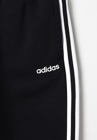 adidas Performance - Spodnie treningowe - black/white - 5