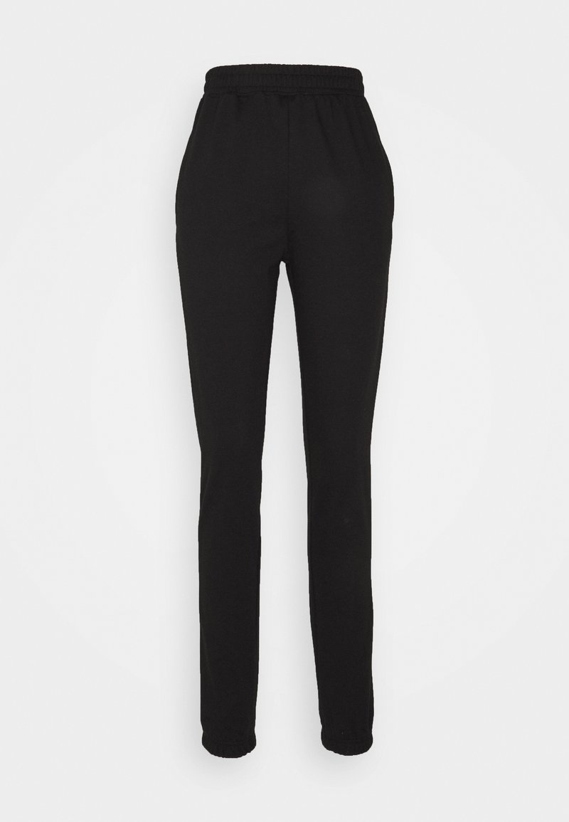 Missguided Tall - BASIC - Tracksuit bottoms - black