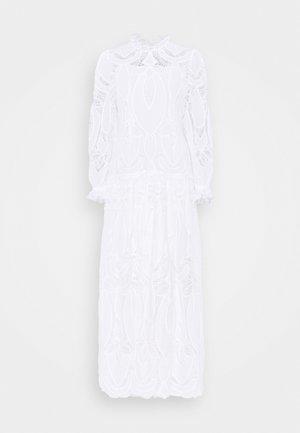 DRESS - Abito da sera - white