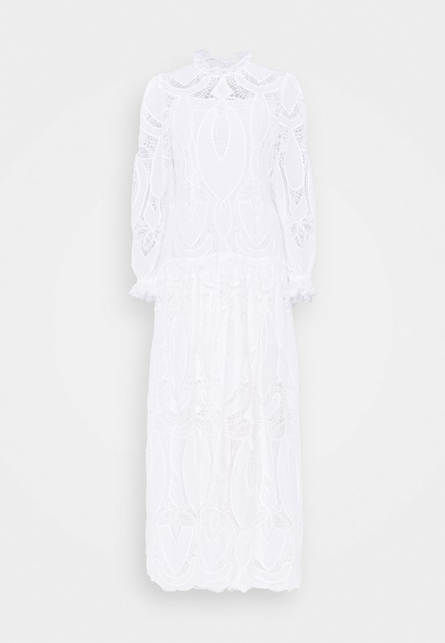 DRESS - Gallakjole - white