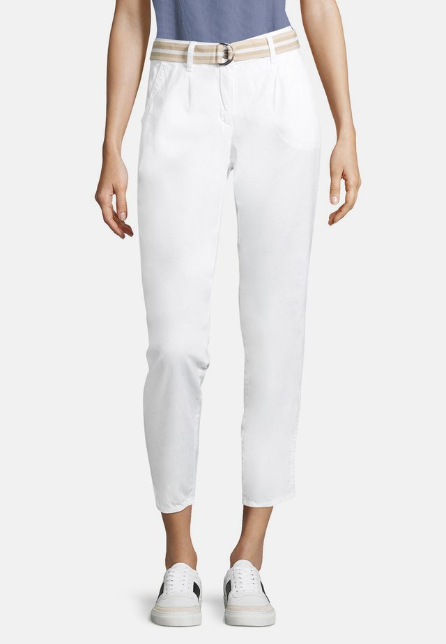 Trousers - witte
