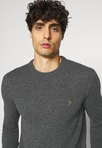 Farah - ROSECROFT - Stickad tröja - farah grey - 4