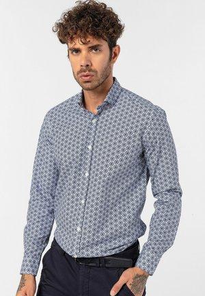 ERMANDO BEDRUCKT - Formal shirt - white