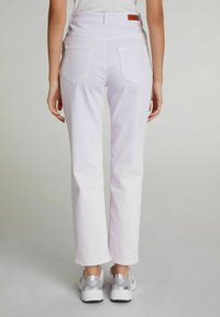 Oui - Trousers - orchid hush - 2