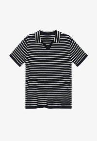 Koszulka polo - marineblau