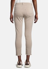 Cartoon - Slim fit jeans - beige - 2